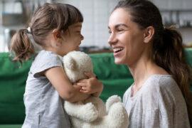 Social-Emotional and Self-care Milestones children